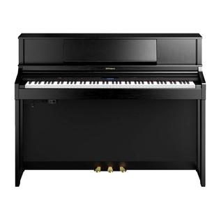 Roland LX7 Digital Piano, Contemporary Black
