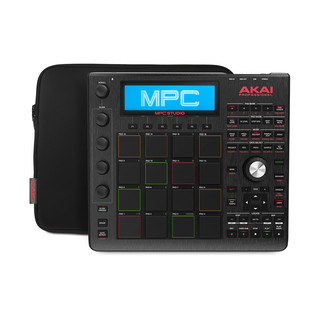 Akai MPC Studio Music Production Controller, Black