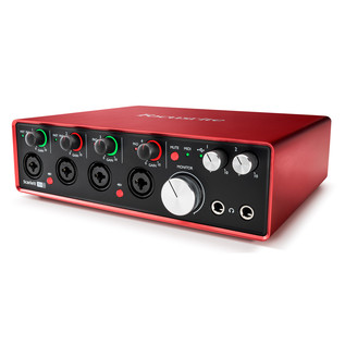 Focusrite Scarlett 18i8 MKII - Right