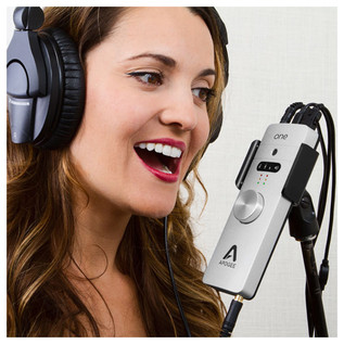 Apogee ONE USB Audio Interface and Microphone for Mac