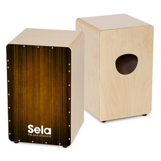 Sela Varios Front and Back