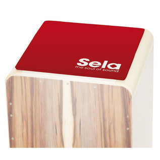 Sela Cajon Pad, Red