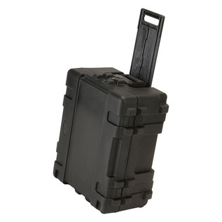 SKB R Series 2217-10 Waterproof Utility Case (With Cubed Foam) - Angled With Handle