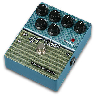 Tech 21 SansAmp Character Series VT Bass (v2)