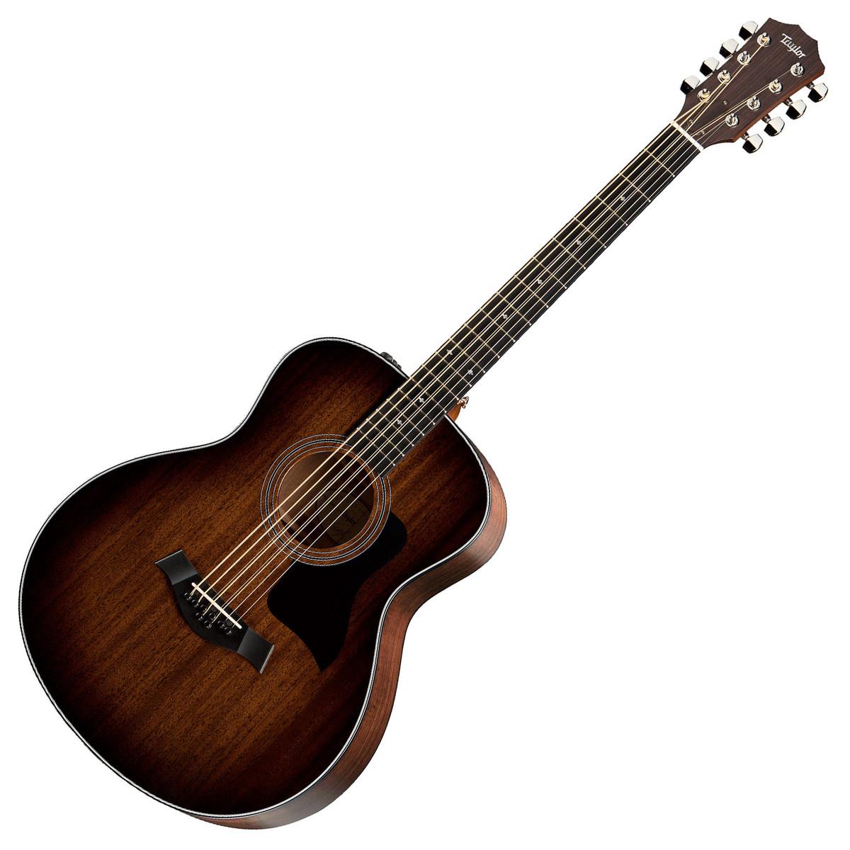 taylor 326e baritone 8 ltd electro acoustic guitar at. Black Bedroom Furniture Sets. Home Design Ideas