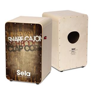 Sela CaSela Pro Front and Back