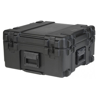 SKB R Series 2222-12 Waterproof Case (Empty) - Angled Closed