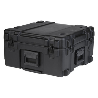 SKB R Series 2222-12 Waterproof Case (With Dividers) - Angled Closed