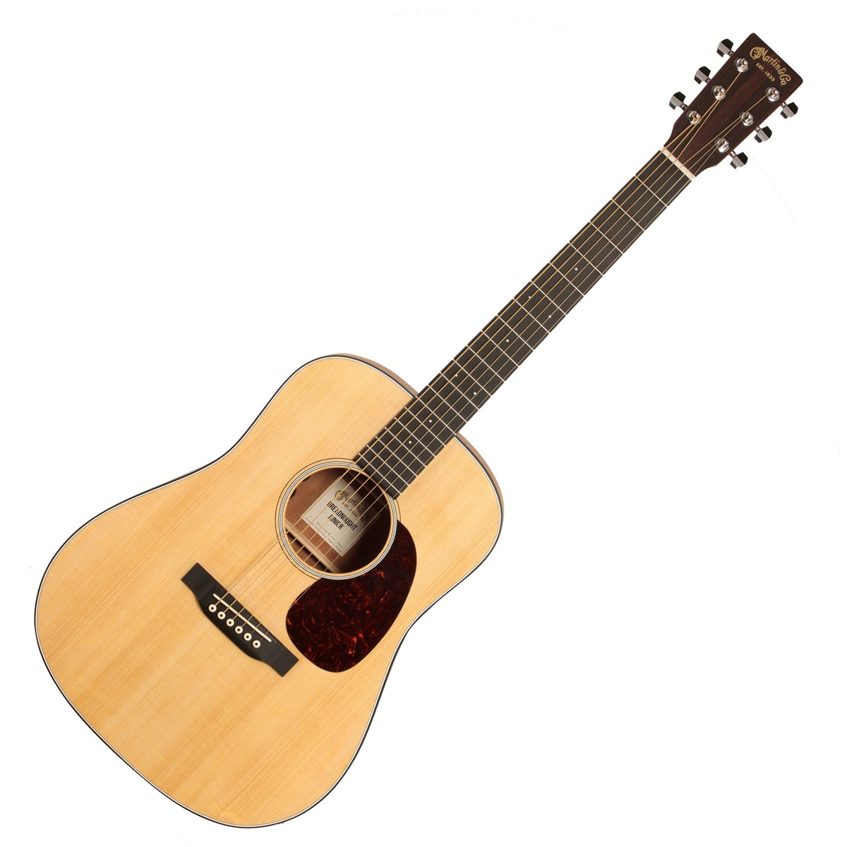 martin dreadnought junior electro acoustic guitar b stock at. Black Bedroom Furniture Sets. Home Design Ideas