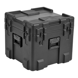 SKB R Series 2222-20 Waterproof Case (With Cubed Foam) - Angled Closed
