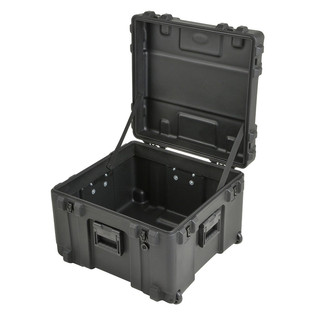 SKB R Series 2423-17 Waterproof Case (Empty) - Angled Open 2