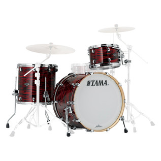 Tama Starclassic Performer B/B 3Pc Shell, Red Oyster