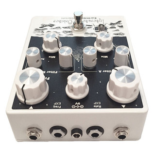 EarthQuaker Devices Interstellar Orbiter Dual Resonant Filter Back