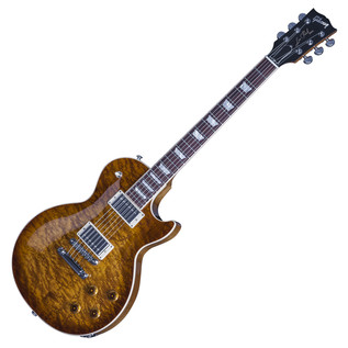 Gibson Les Paul Premium Birdseye 2016, Honey Burst