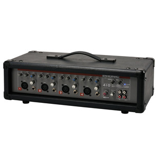 Phonic Powerpod410 Powered Mixer - Side View
