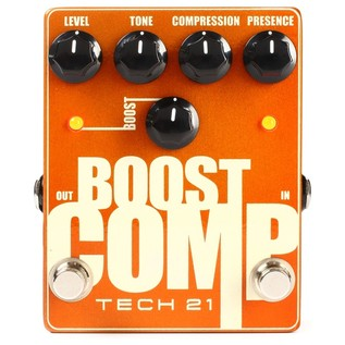 Tech 21 Boost Comp Analog Compressor