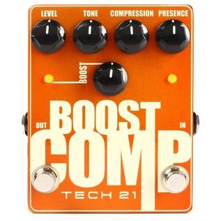 Tech 21 Boost Comp Analog Compressor
