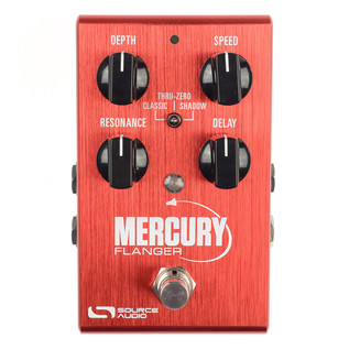 Source Audio Mercury Front