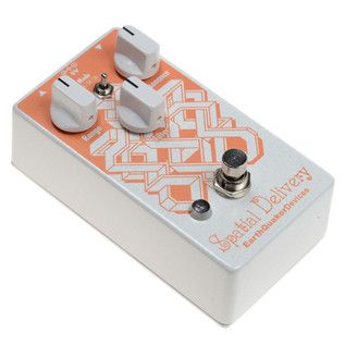 EarthQuaker Devices Spatial Delivery Envelope Filter Side