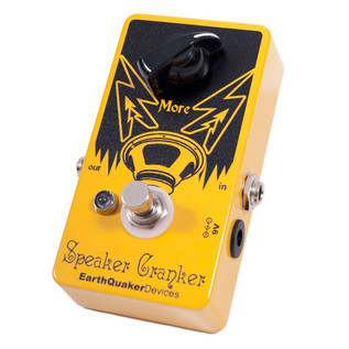 EarthQuaker Devices Speaker Cranker Overdrive Side