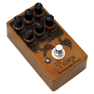 EarthQuaker Devices Talons High Gain Overdrive Side