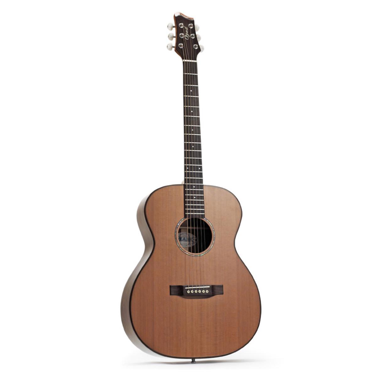 guitare folk acoustiques ozark petit corps accessoires. Black Bedroom Furniture Sets. Home Design Ideas