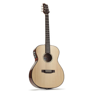 Ozark Small Body Electro Acoustic, Natural