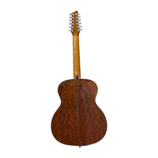 Ozark 12 String Acoustic Folk Guitar, Natural