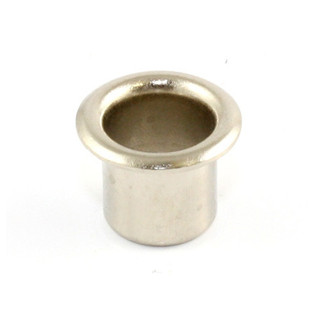 Allparts Vintage Eyelet Press-Fit Bushings, Nickel