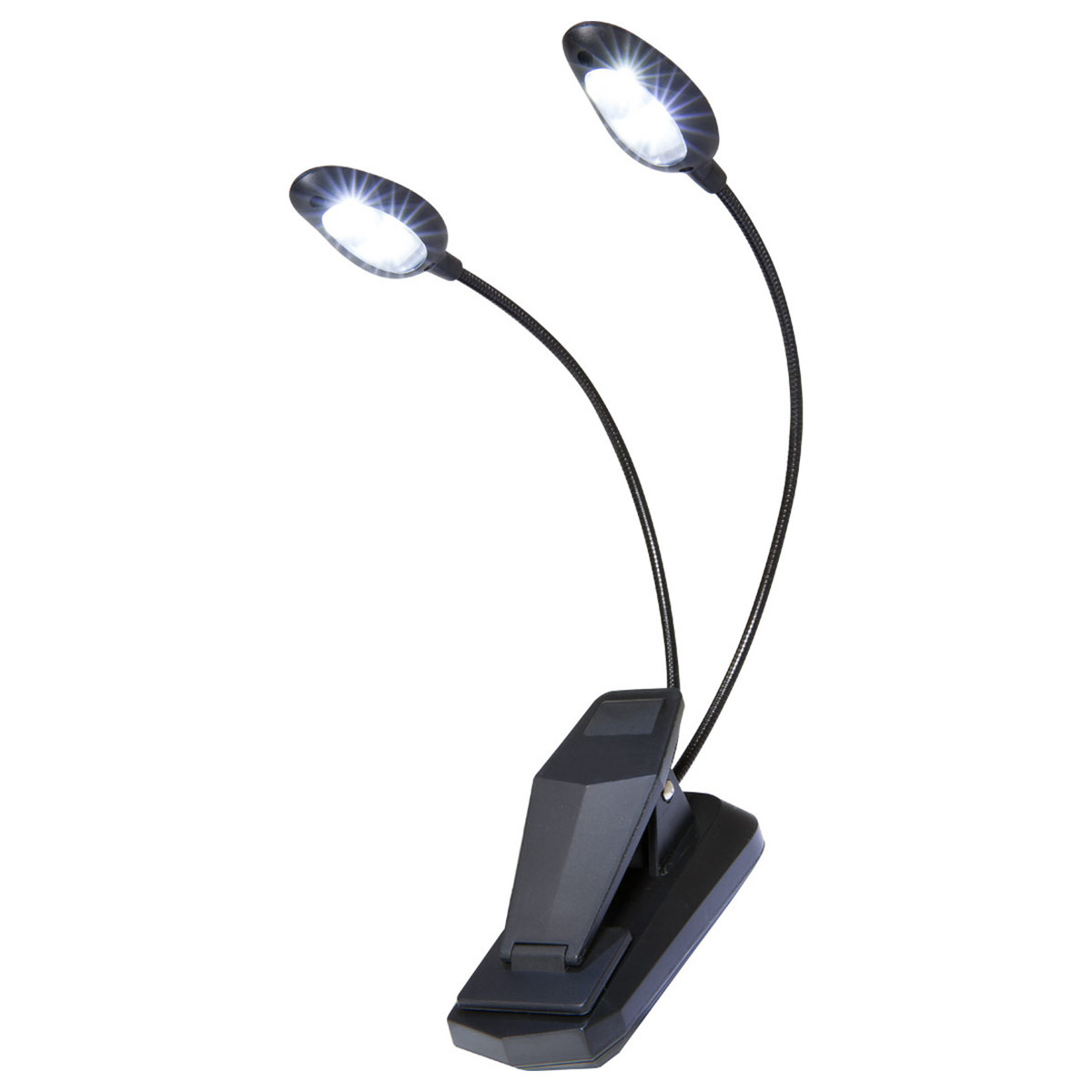 Image of Roland Dual LED Clip Light 4 Bulbs