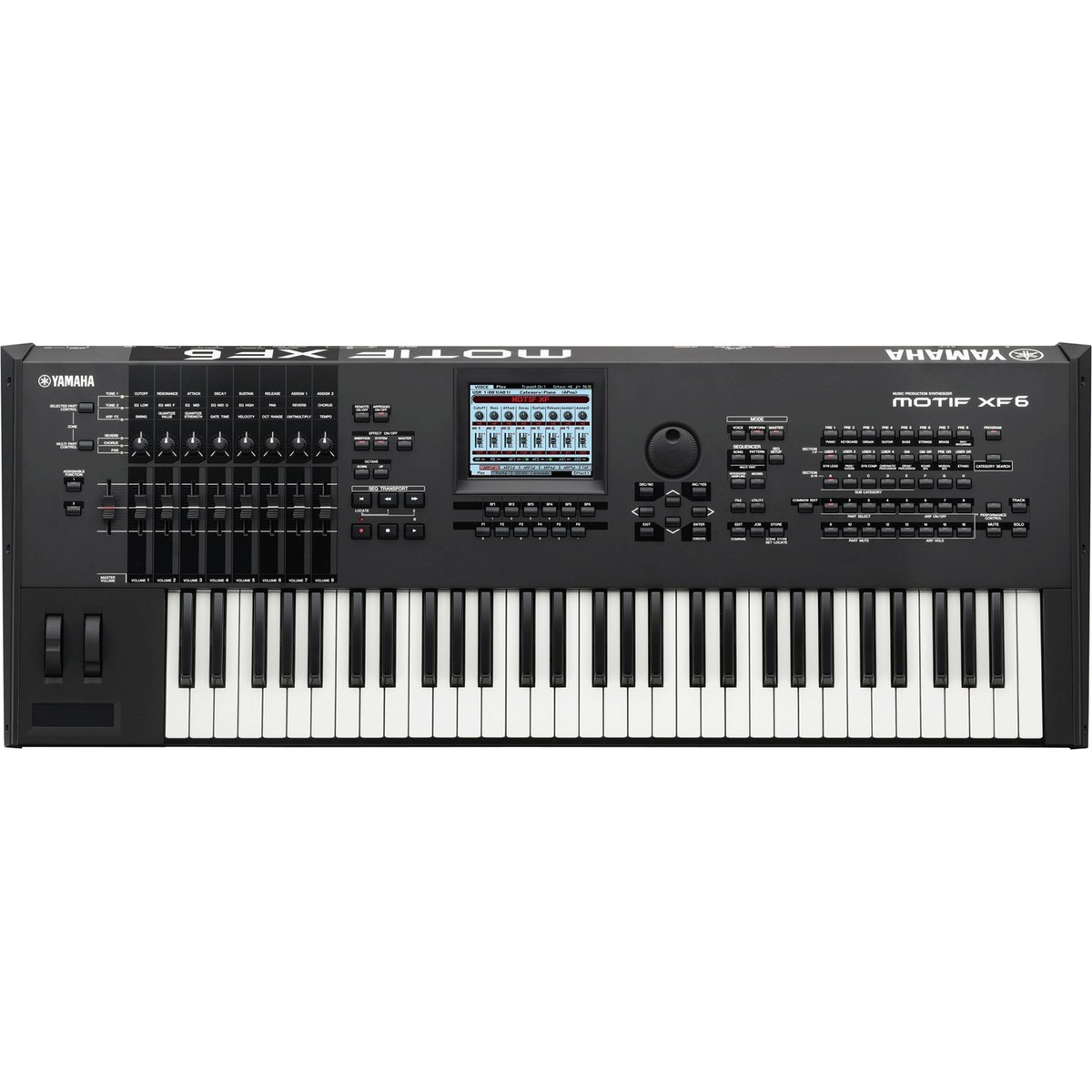 Keyboard Workstation Yamaha : yamaha motif xf6 keyboard workstation b stock at ~ Russianpoet.info Haus und Dekorationen