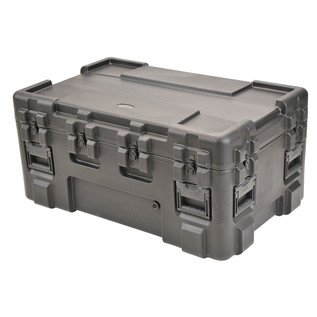 SKB R Series 4024-18 Waterproof Case (With Layered Foam) - Angled Closed