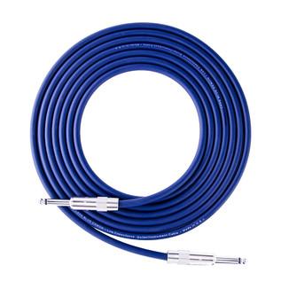 Lava Cable Blue Demon Instrument Cable 30ft, Blue Image