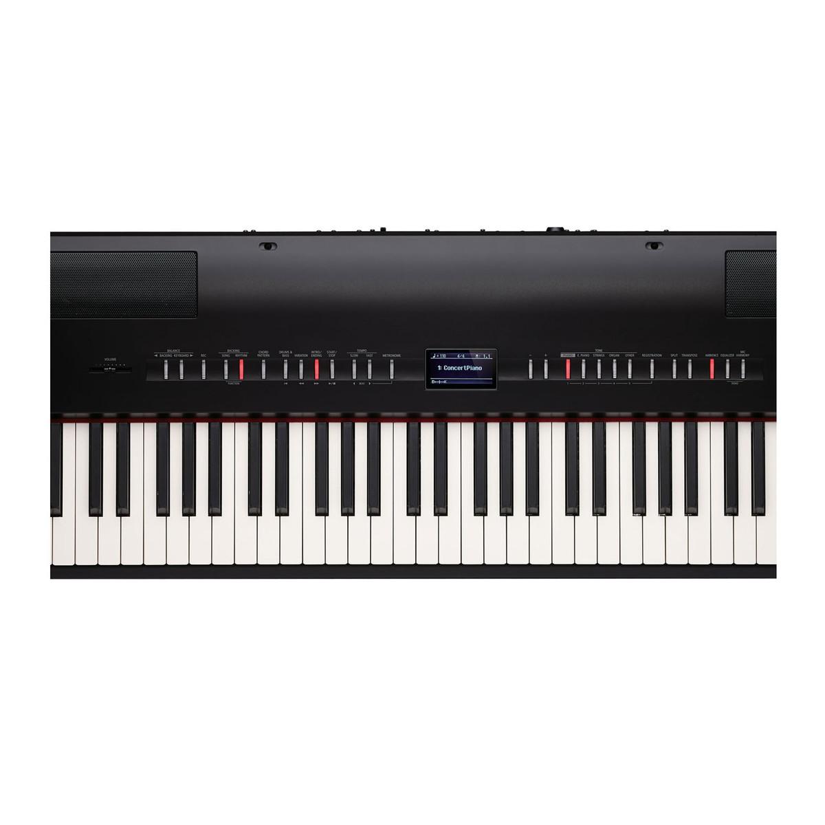 Roland fp 80 supernatural pianoforte digitale nero for Generatore di piano