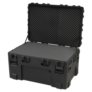 SKB R Series 4530-24 Waterproof Case (With Layered Foam) - Angled Open