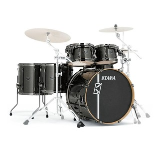 Tama Superstar Hyperdrive Maple 6 Pc Shell Pack, Midnight Gold