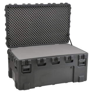 SKB R Series 5030-24 Waterproof Case (With Layered Foam) - Angled Foam