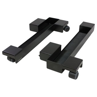 Musica Pair Of Glide Digital Piano Castors
