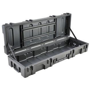 SKB R Series 6218-10 Waterproof Case (Empty) - Angled Open