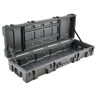 SKB R Series 6218-10 Waterproof Case (Empty) - Angled Open
