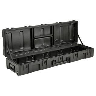SKB R Series 6416-8 Waterproof Case (Empty) - Angled Open
