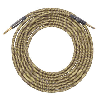 Lava Cable ELC Vintage Tweed Instrument Cable 10ft Image