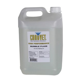 Chauvet High Performance Bubble Fluid - 5 liters