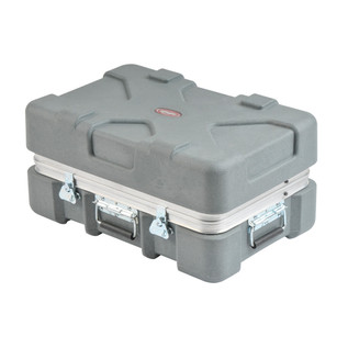 SKB Roto-X Series 2415-10 Shipping Case - Angled Closed