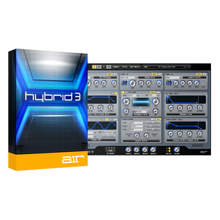 AIR Music Technology, Hybrid 3.0 Virtual Instrument
