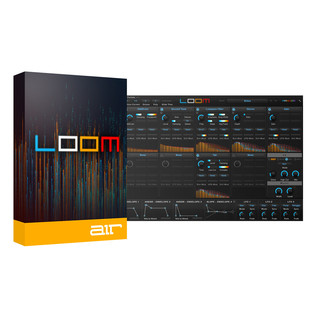 AIR Music Technology, Loom Virtual Instrument
