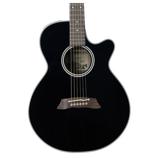 Takamine EF261S Front Close