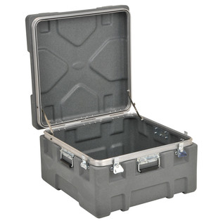 SKB Roto-X Series 2424-14 Shipping Case - Angled Open