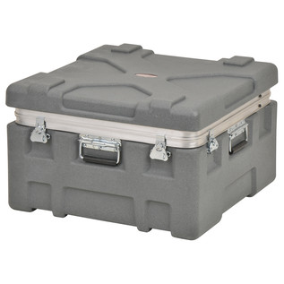 SKB Roto-X Series 2424-14 Shipping Case - Angled Closed 2