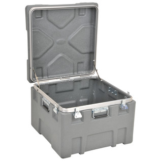 SKB Roto-X Series 2424-18 Shipping Case - Angled Open